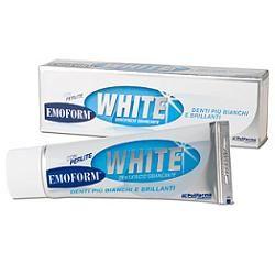 Emoform - White Dentifricio Confezione 40 Ml