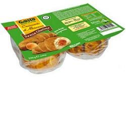 Giusto - Croissant Albicocca Senza Glutine Confezione 320 Gr