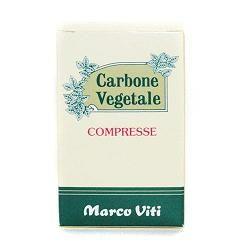Marco Viti - Carbone Vegetale Confezione 120 Compresse
