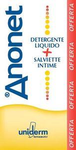 Anonet - Cofanetto Liquido 150 Ml + 15 Salviette
