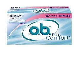 OB - Mini Pro Comfort Confezione 16 Pezzi