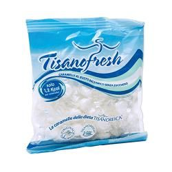 Tisanoreica - Tisanofresh Caramelle Balsamiche Senza Zucchero Confezione 50 Gr