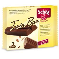 Schar - Twin Wafer Senza Glutine Confezione 3X21,5 Gr