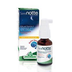 Specchiasol - Serenotte Spray Orale Confezione 15 Ml