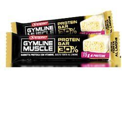 Enervit - Gymline Muscle Protein 30% Gusto Limone Confezione 1 Pezzo (Scadenza Prodotto 31/10/2020)