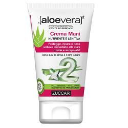 Zuccari - Aloevera2 Crema Mani Confezione 50 Ml