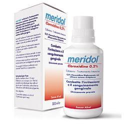 Meridol - Clorex 0,2%  Collutorio Confezione 300 Ml