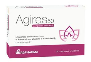 Ag-Res 50 - Confezione 30 Compresse