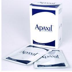 Apaxil - Salviette Antitraspiranti Elimina L'Eccessiva Sudorazione Confezione 10 pezzi