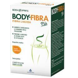 Body Spring - Fibra Liquida Più Gusto Esotico Confezione 12 Buste