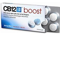 Cb12 - Boost Confezione 10 Chewing-Gum