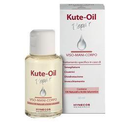 Kute-Oil Repair - Olio Trattamento Per Viso Mani e Corpo Confezione 60 Ml