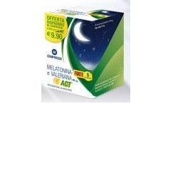 Melatonina Forte 5 Complex e Valeriana 45 Mg Act - Confezione 60 Compresse
