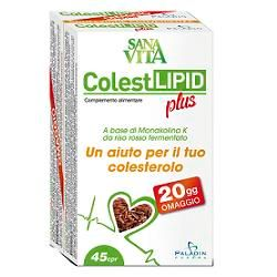 Sanavita - Colestlipid Plus Confezione 45 Compresse