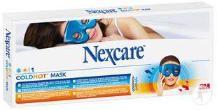 Nexcare - ColdHot Mask Maschera Viso Terapia Caldo Freddo Confezione 1 Pezzo