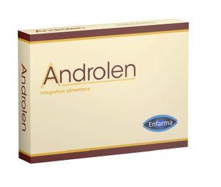 Androlen  - Integratore tonico ricostituente utile contro l'infertilità - Confezione 30 Compresse
