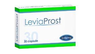 Leviaprost - Integratore utile per contrastare le problematiche alla prostata - Confezione 30 compresse