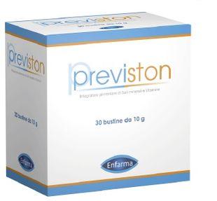 Previston - Integratore utile contro i calcoli delle vie urinarie - Confezione 30 Bustine da 10g