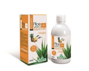 Specchiasol - Succo Aloe Vera+Ananas/Papaya Confezione 1 Litro