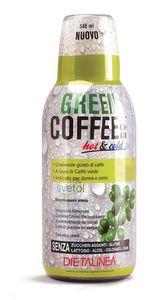 Dietalinea - Green Coffee 400 Hot & Cold Confezione 500 Ml