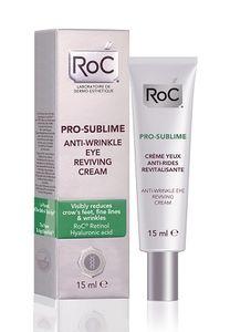 Roc -  Prosublime Contorno Occhi Antirughe Rivitalizzante Confezione 15 Ml