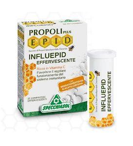 Specchiasol - Influepid Estratto di Propoli Confezione 20 Compresse Effervescenti