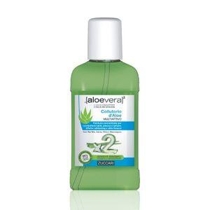 Zuccari - Aloevera2 Collutorio Aloe Confezione 250 Ml