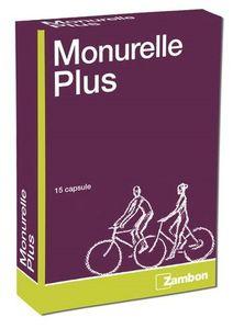 Monurelle Plus - Confezione 15 Capsule