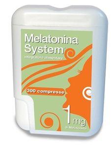 Melatonina System - Confezione 300 Compresse