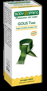 Body Spring - Golis Tuss Sciroppo Confezione 150 Ml