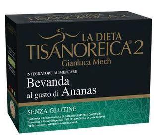 Tisanoreica - Bevanda Al Gusto Di Ananas 4 Preparati Confezione 4X28 Gr