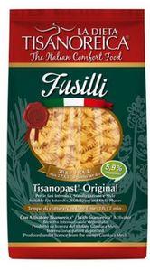Tisanoreica - Tisanopast Original Fusilli Low Carbo 44% Confezione 250 Gr
