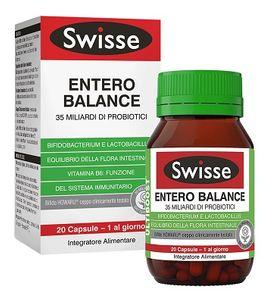 Swisse - Entero Balance Confezione 20 Capsule