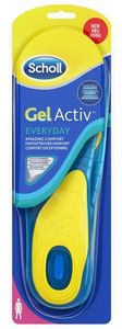 Scholl - Gel Activ Everyday Donna Confezione 2 Solette