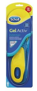 Scholl - Gel Activ Everyday Uomo Confezione 2 Solette
