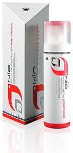Nia conditioner - Trattamento balsamo idratante protettivo  per capelli maltrattati secchi spenti - Confezione da 180ml