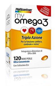 Multicentrum - My Omega 3 Confezione 120 Perle