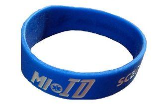 Mioid - Silicone L Blu