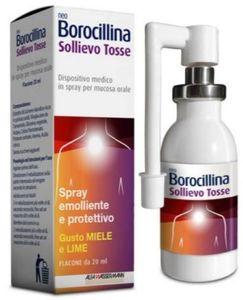 Neoborocillina - Sollievo Tosse Spray Confezione 20 Ml