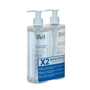 Laboratoire Svr - Physiopure Acqua Micellare Confezione 200 + 200 Ml