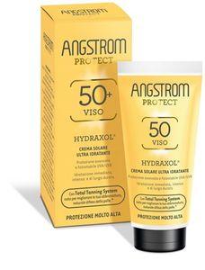 Angstrom - Protettivo Idratante Crema Solare 50+  Confezione 50 Ml
