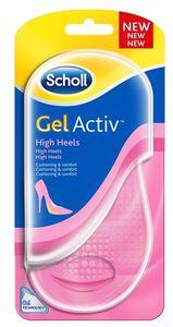 Scholl - Gel Activ Tacchi Alti Confezione 2 Solette