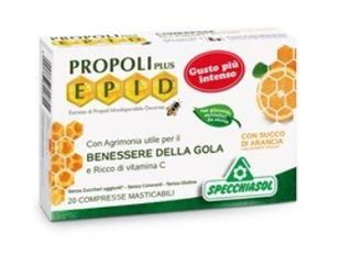 Specchiasol - Epid Arancia Confezione 20 Compresse