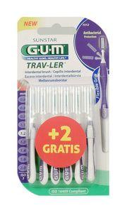 Gum - Travler 1512 Scovo 1.2 Confezione 6 Pezzi
