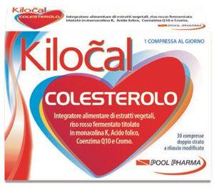 Kilocal - Colesterolo Confezione 30 Compresse