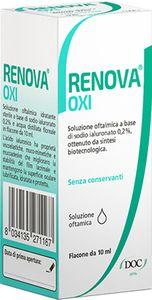 Renova Oxi - Acido Ialuronico 0.2% Confezione 10 Ml