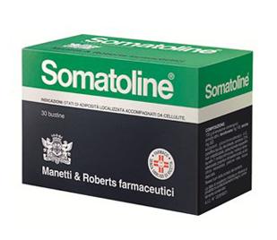 Somatoline - Emulsione Cutanea 0,1+ 0,3% Confezione 30 Bustine