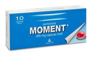 Moment - Confezione 10 Capsule Molli