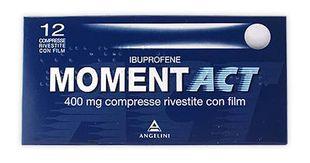 Moment - Act Confezione 12 Compresse
