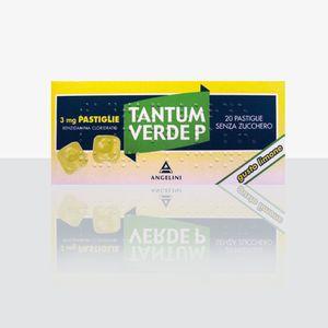 Tantum Verde - Limone Confezione 20 Pastiglie